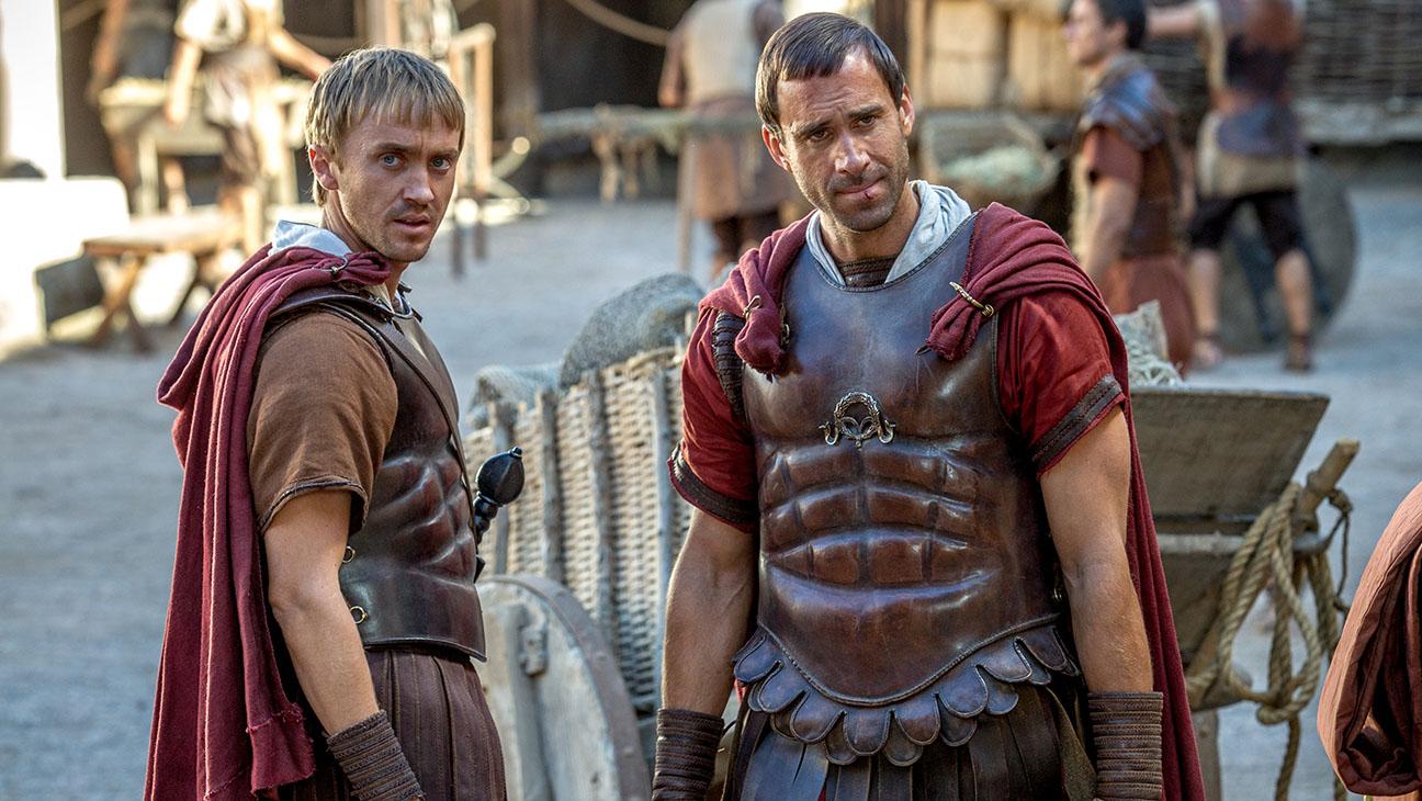 Risen - Joseph Fiennes and Tom Felton - still 1 - H 2016