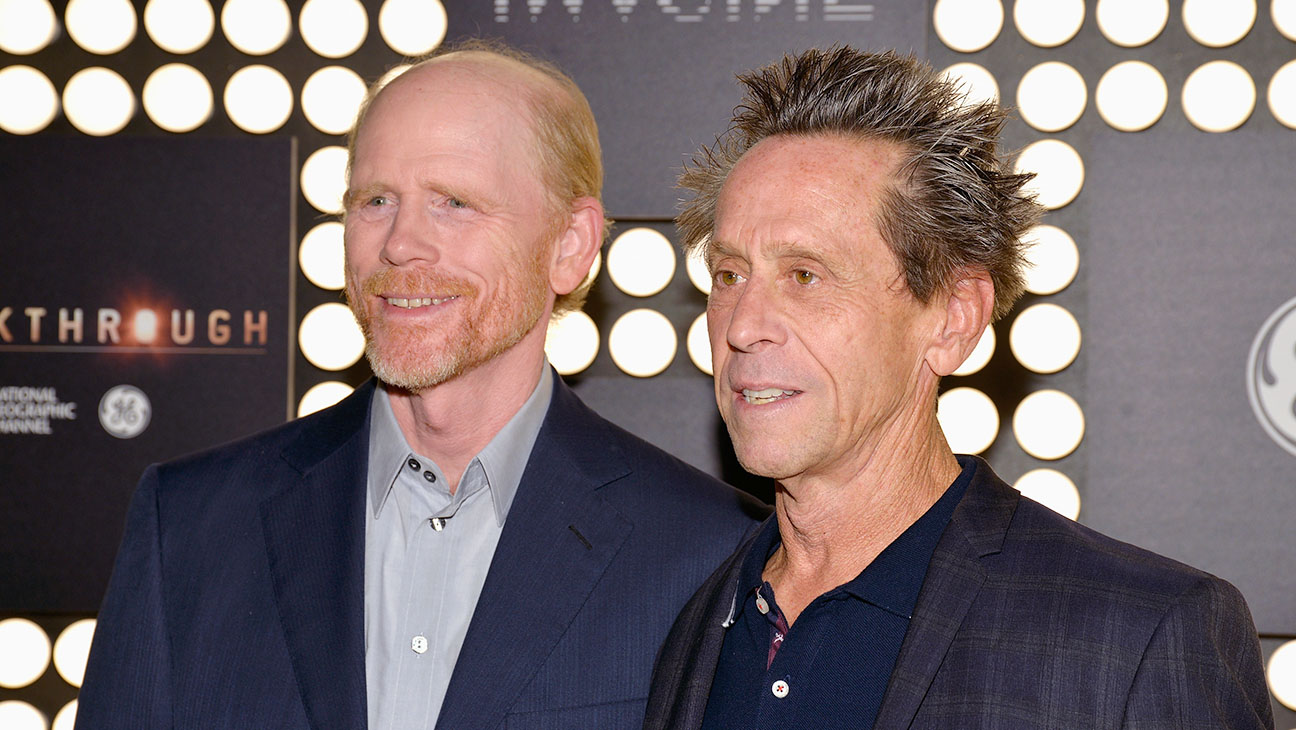 Ron Howard Brian Grazer - H 2016