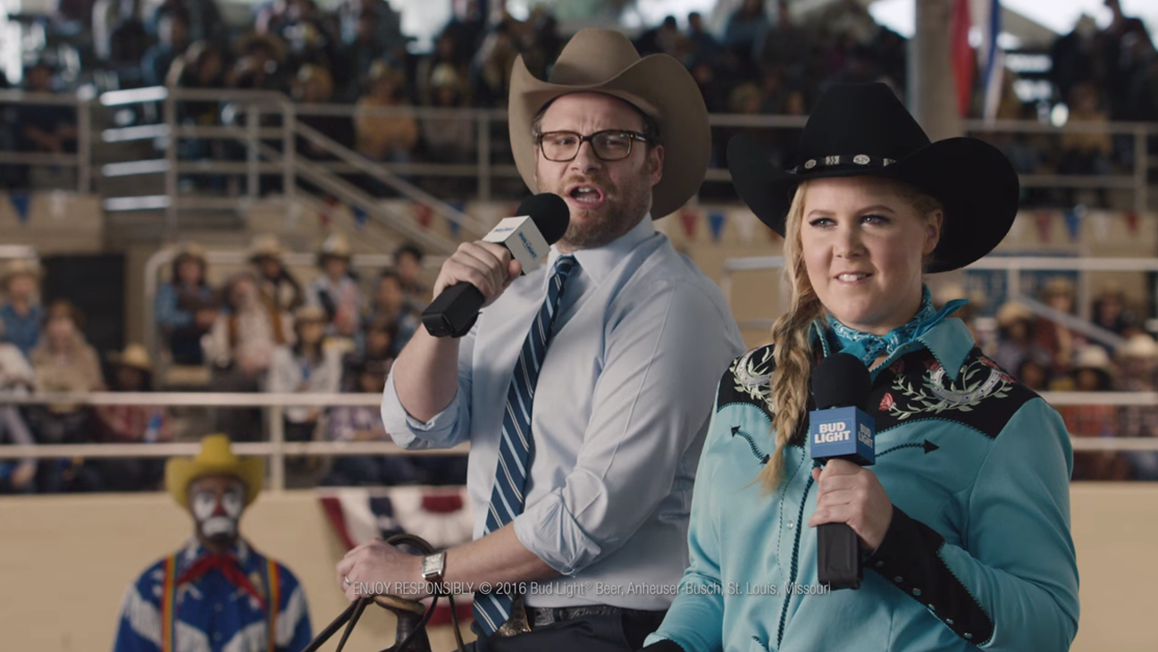 The Bud Light Party: Super Bowl Commercial 2016 - H 2016