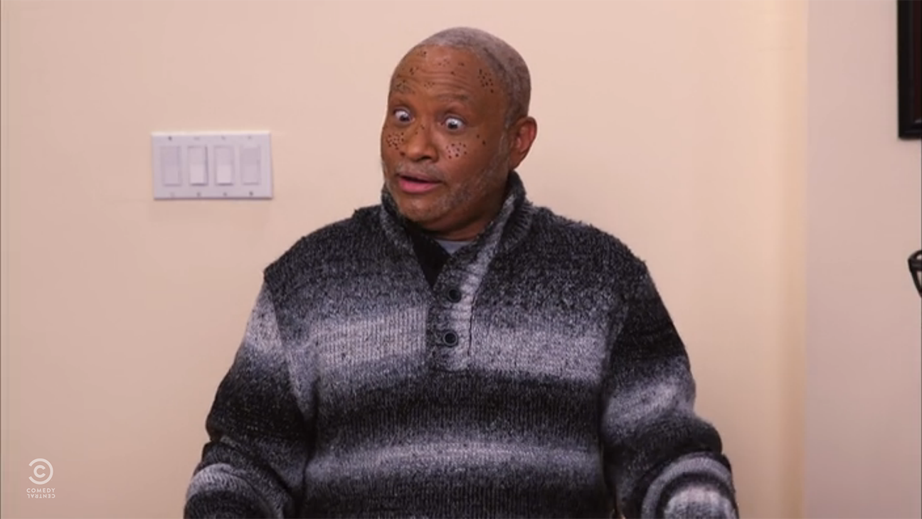 larry wilmore as Bill Cosby - H 2016