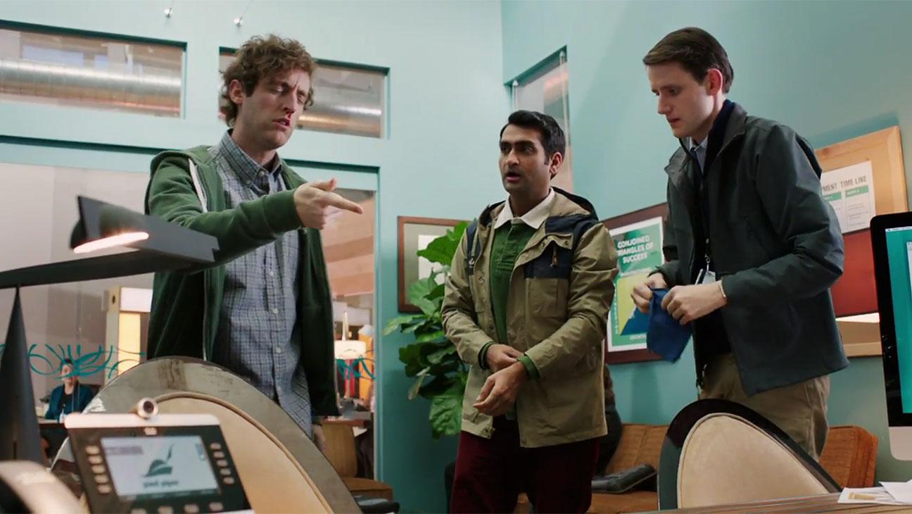 Silicon Valley S03 Trailer Still - H 2016