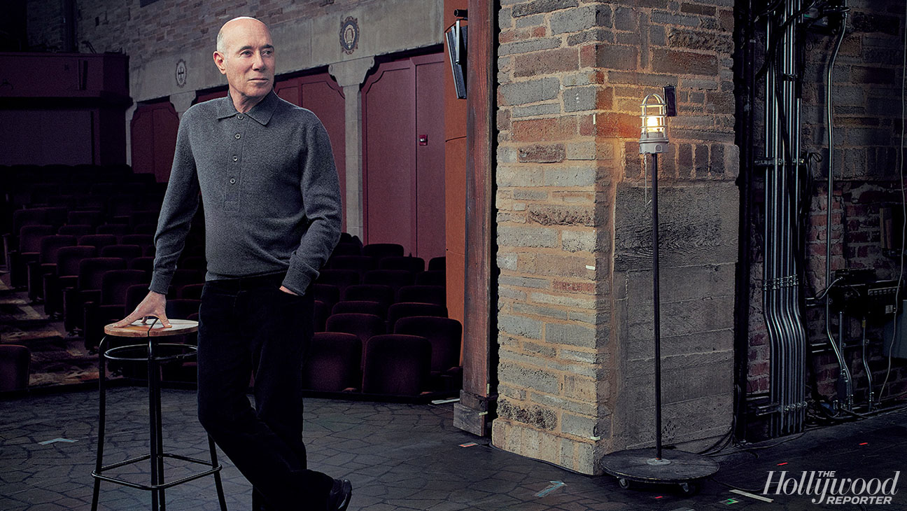 "David Geffen on His Playhouse Turning 20: ""I'm Only the Benefactor"""