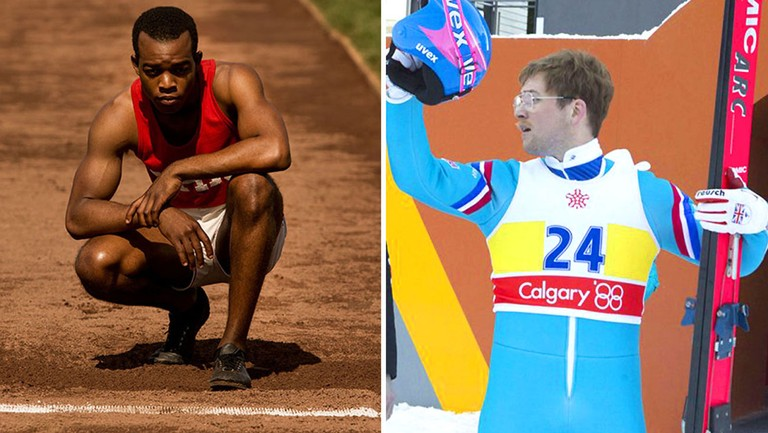 Olympians Onscreen: How Taron Egerton and Stephan James Played History-Making Athletes