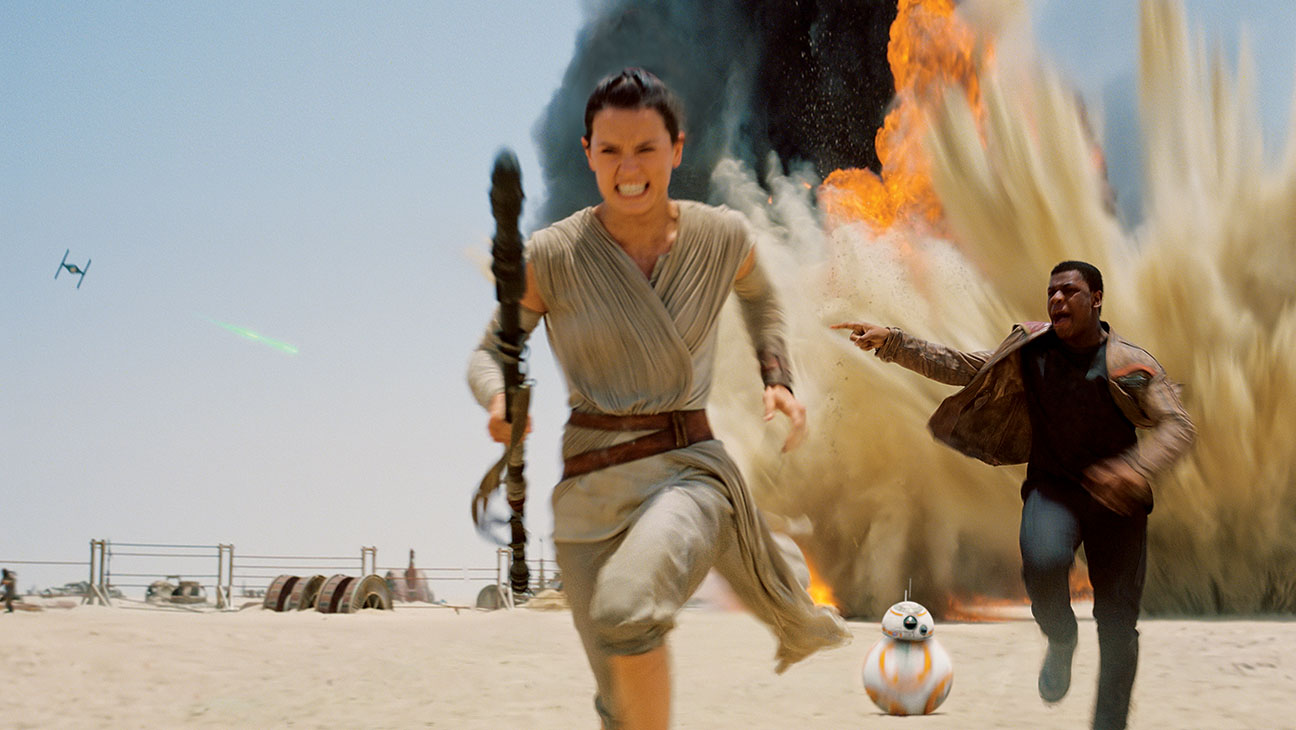 Playbook: Star Wars The Force Awakens - H 2016
