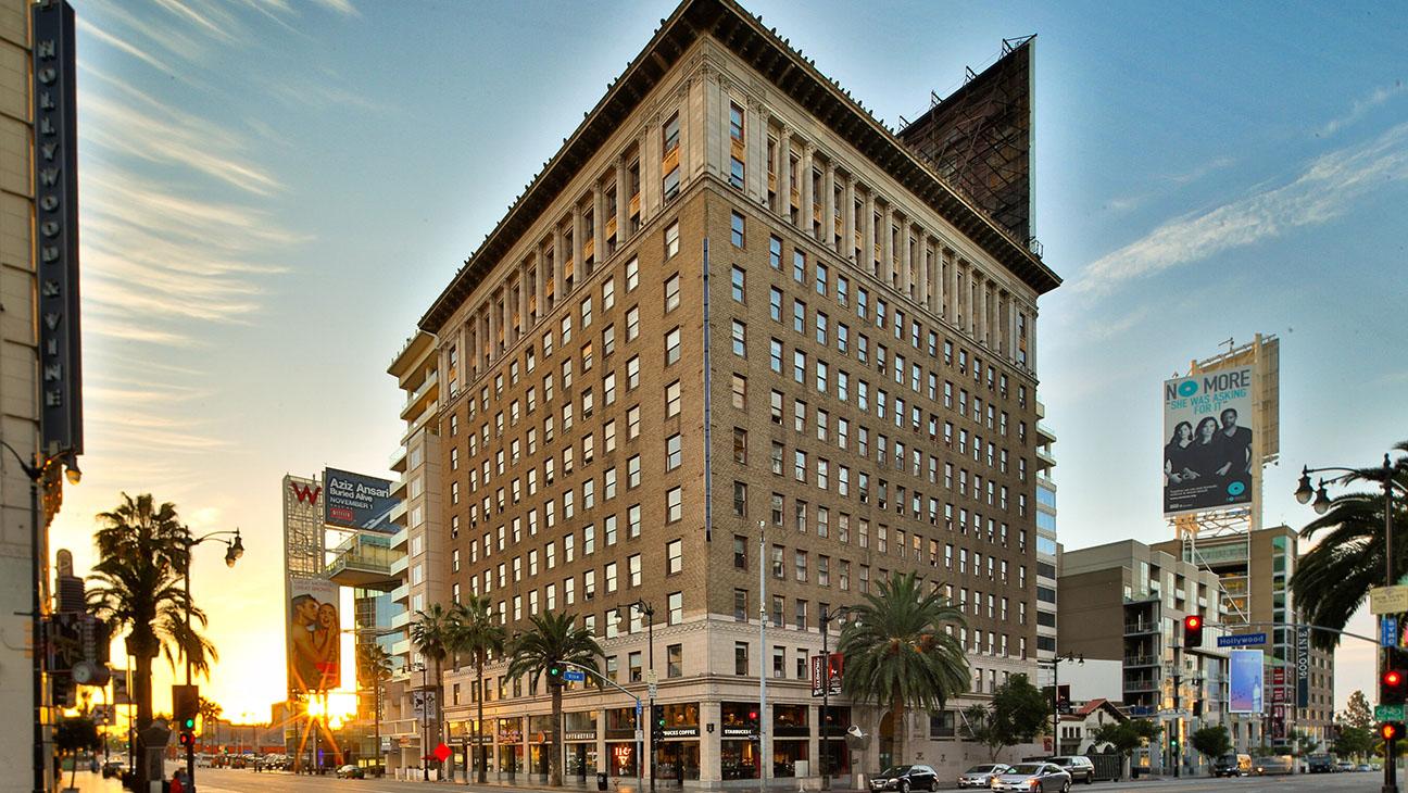 Taft Building - H 2016