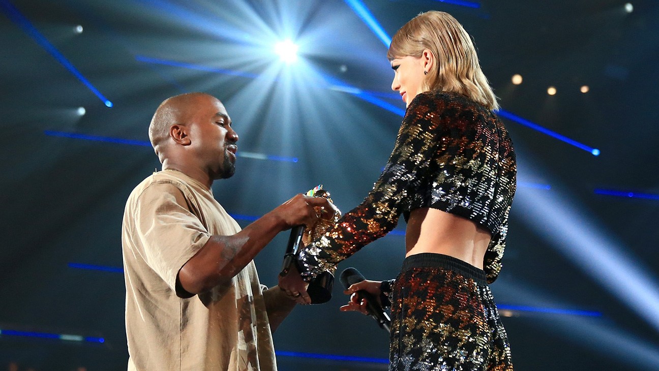 Taylor Swift Blasts Kanye West And Kim Kardashian Over Leaked Video Discussing Famous Lyrics Hollywood Reporter