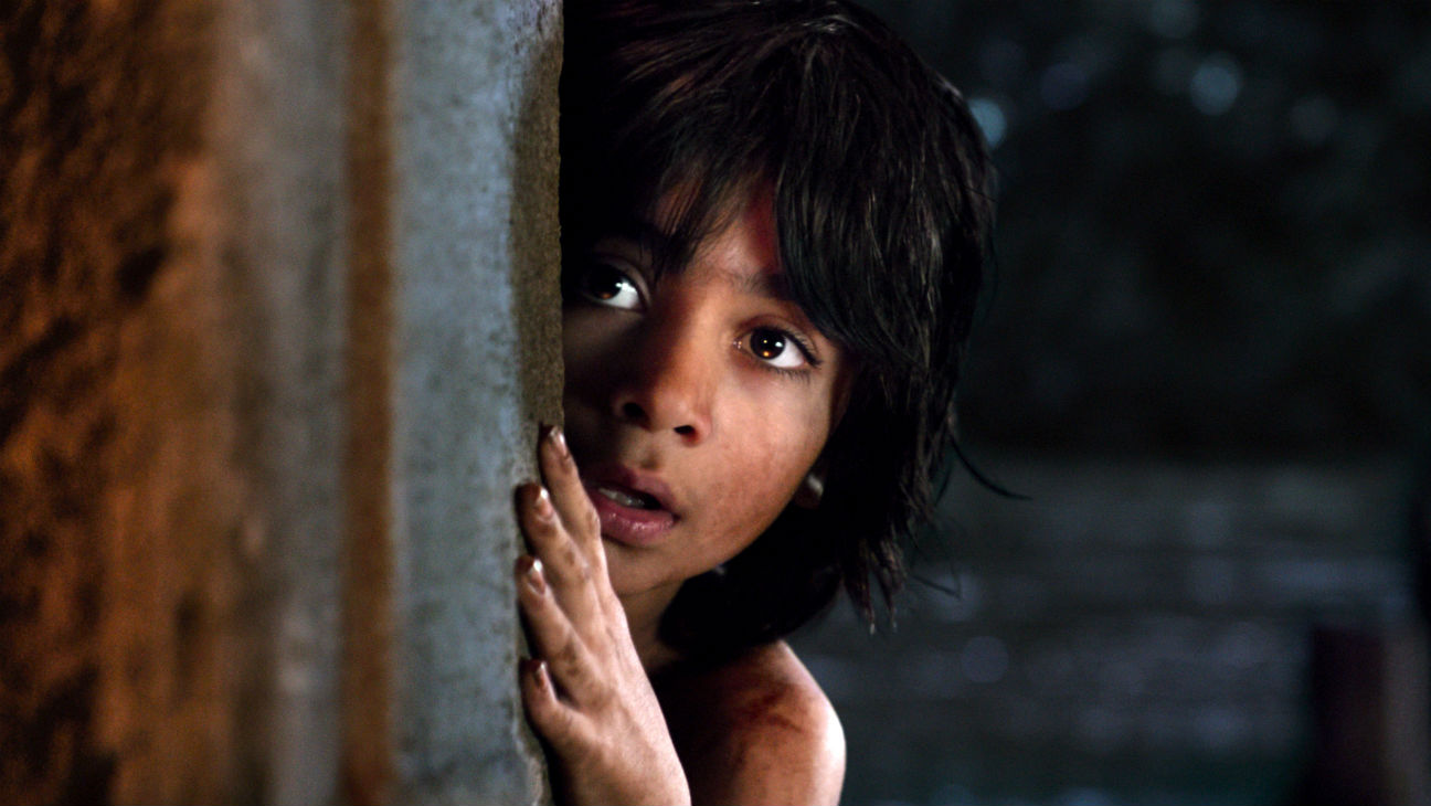 Jungle Book 2016 Super Bowl trailer - H