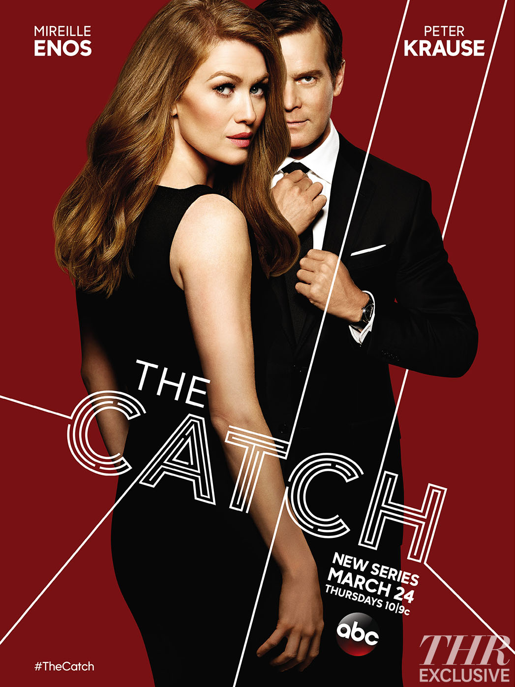 The Catch Poster Key Art Exclusive- P 2016