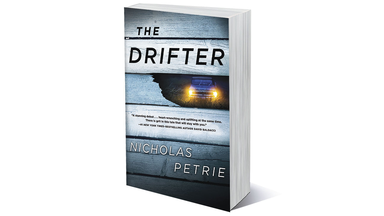 The Drifter Cover - H 2016
