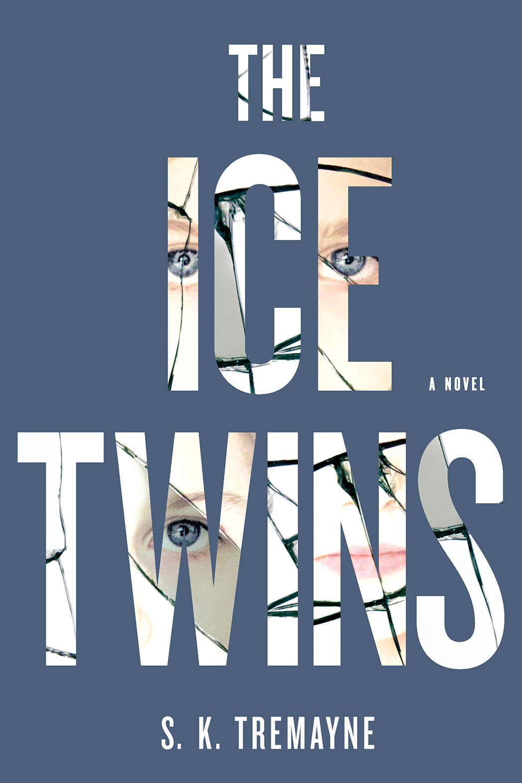 S. K. Tremayne's The Ice Twins Book Cover - P 2016