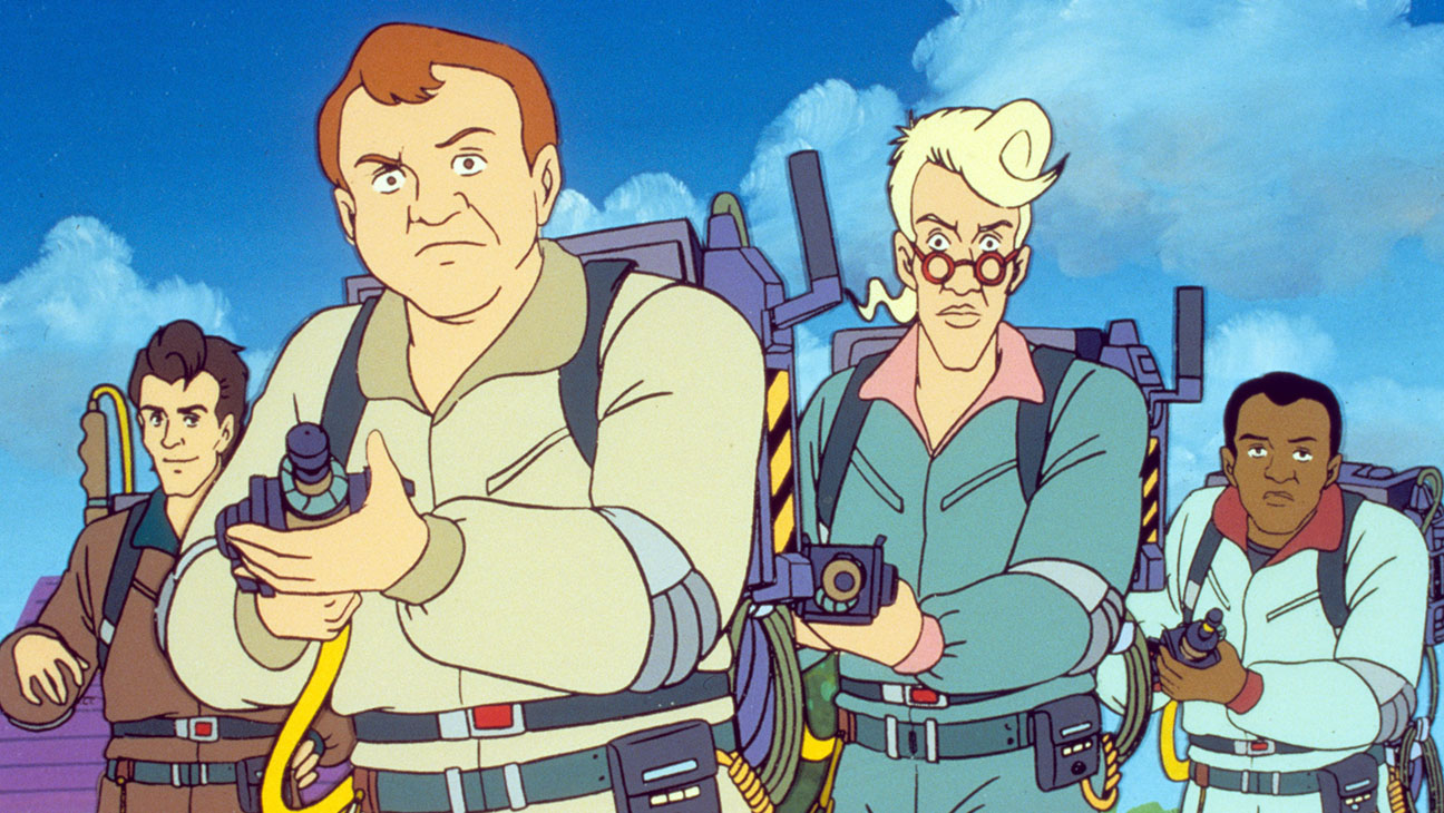 The Real Ghostbusters Still - H 2016