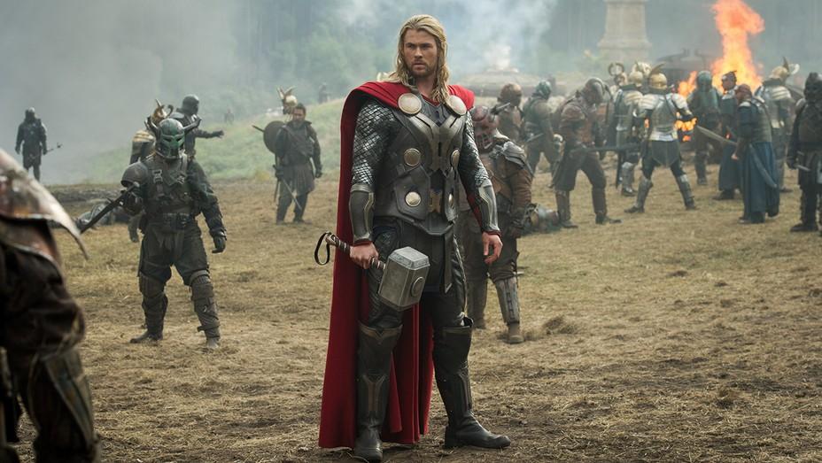 Thor: The Dark World (2013)  - H 2016