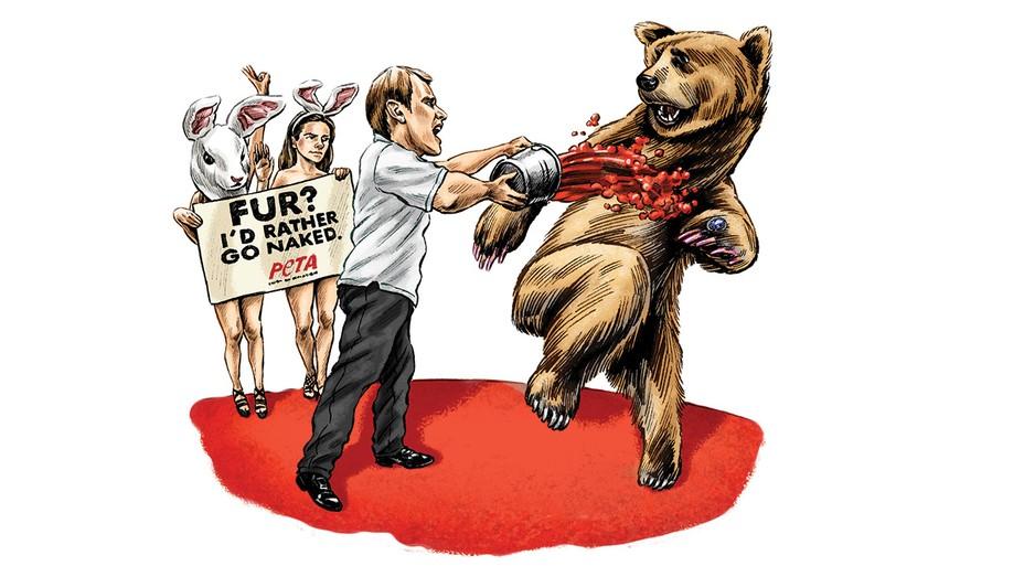 Revenant Bear Illustration - H 2016