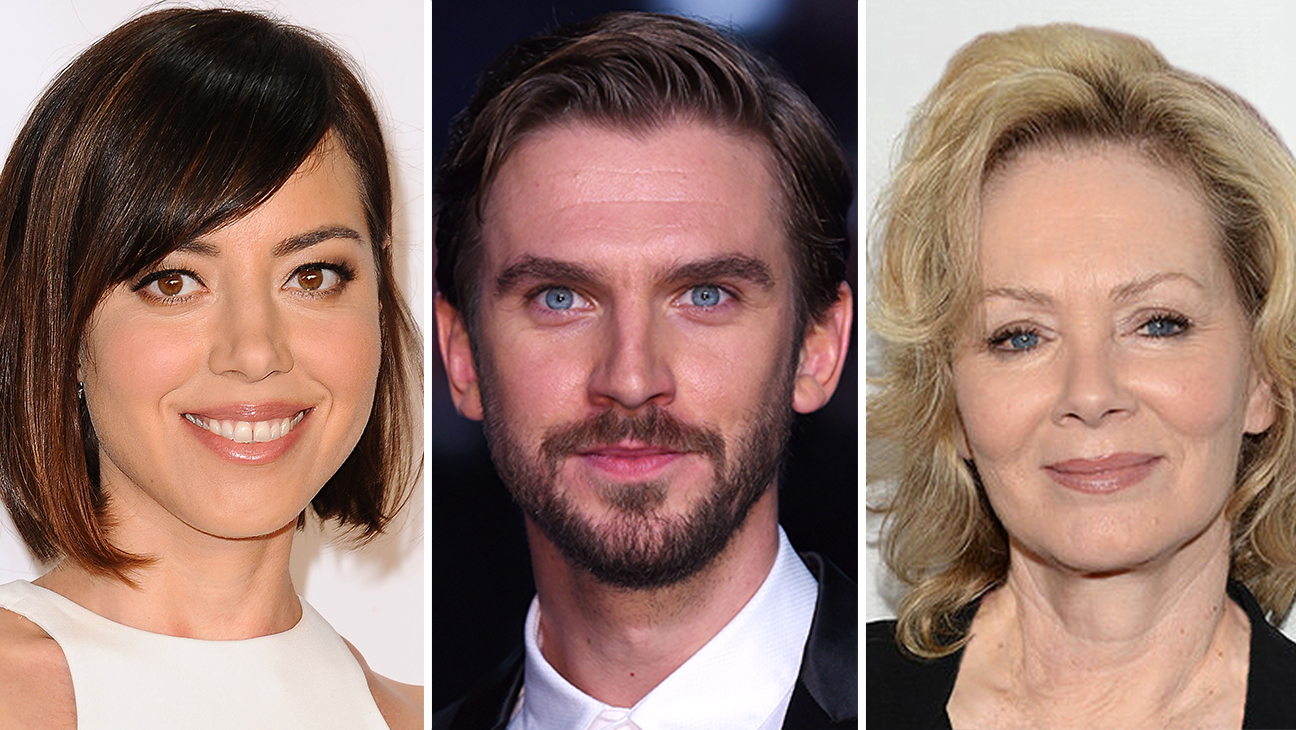 Dan Stevens, Jean Smart and Aubrey Plaza  - H 2016