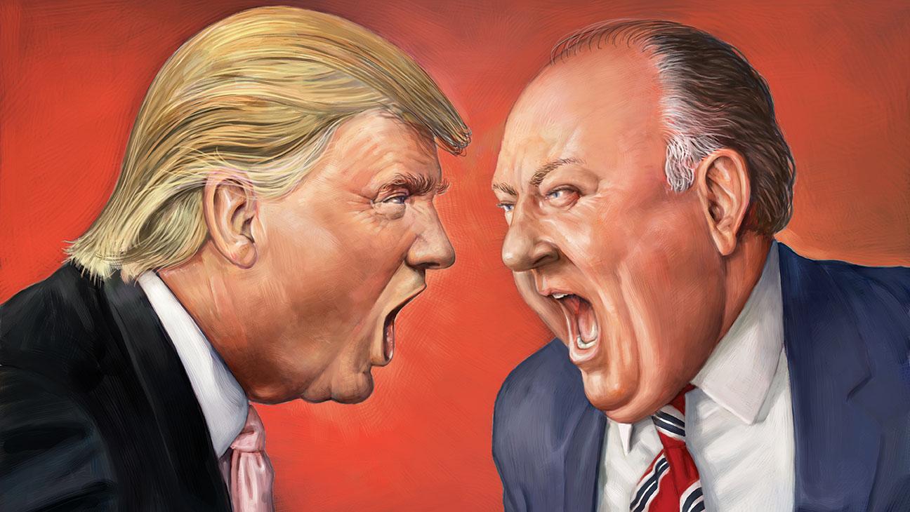 Trump Ailes Illo - H 2016