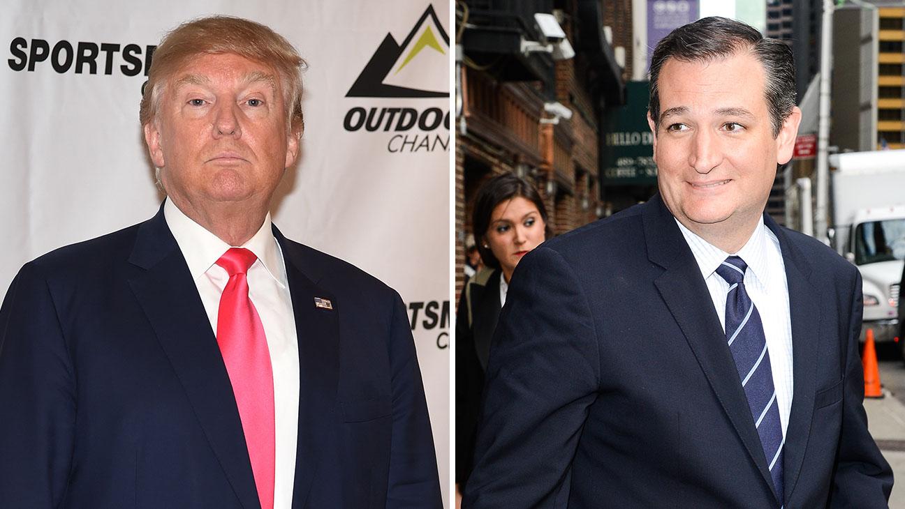 Trump Ted Cruz Split - H 2016