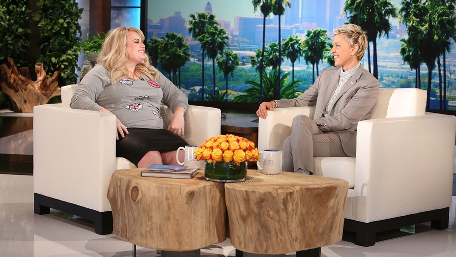 Rebel Wilson and Ellen - H 2016