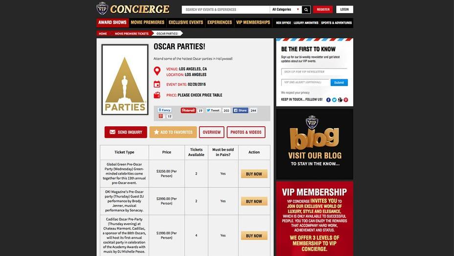 VIP_Concierge_Site_Grab - H 2016