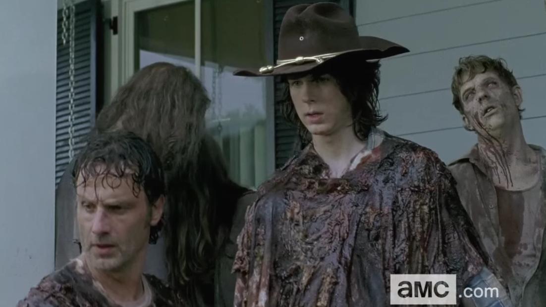 Walking Dead Season 6 - H