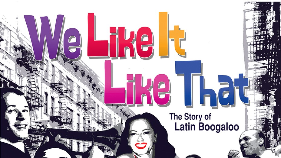 We Like It Like That movie poster P