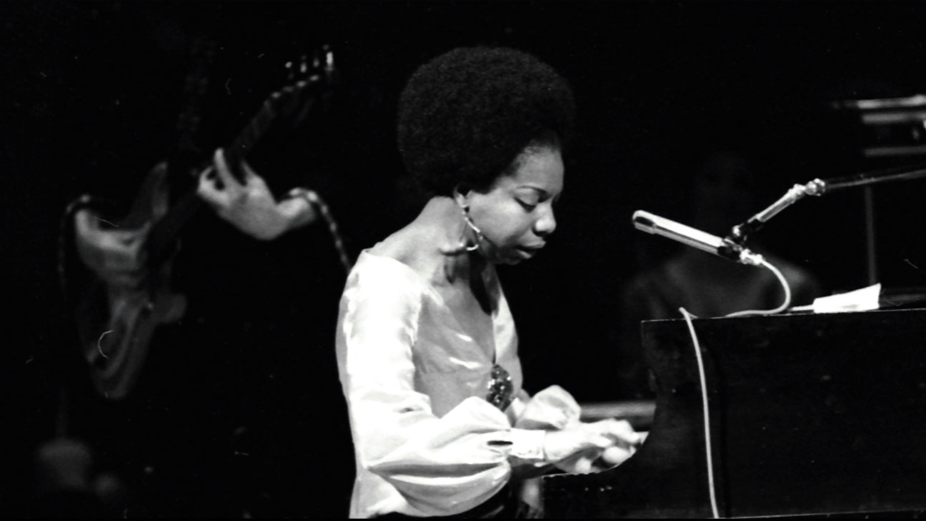 What Happened, Miss Simone? - Simone performing New York's Westbury Music Fair in 1968 - H 2016