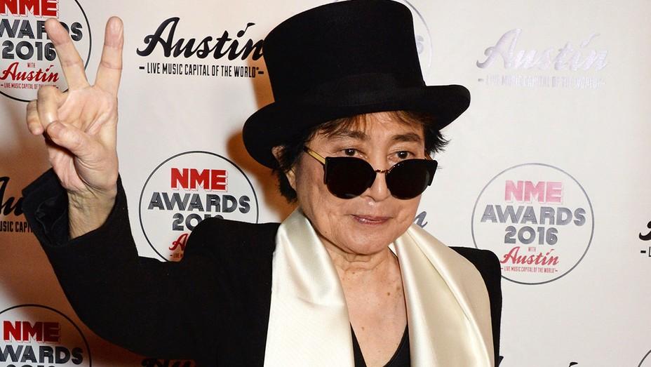 Yoko Ono - Getty - H 2016