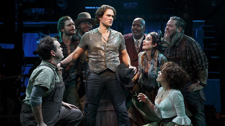THE ROBBER BRIDEGROOM: Steven Pasquale -Publicity - H 2016