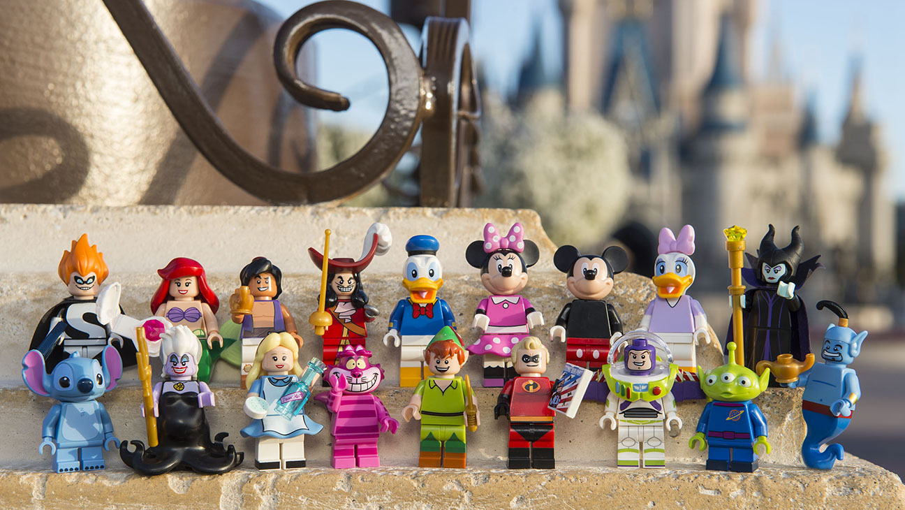 Disney Legos - H 2016