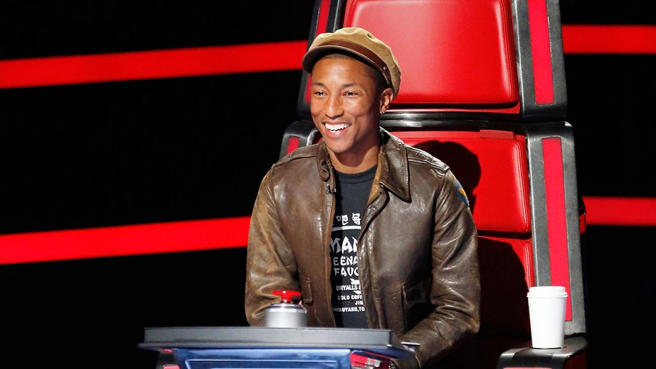 The Voice Season 10 - Blind Auditions 2 -Pharrell Williams-Publicity - H 2016