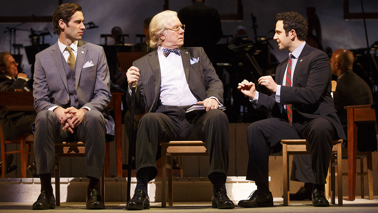 New York City Center Encores Production of 1776 -H 2016
