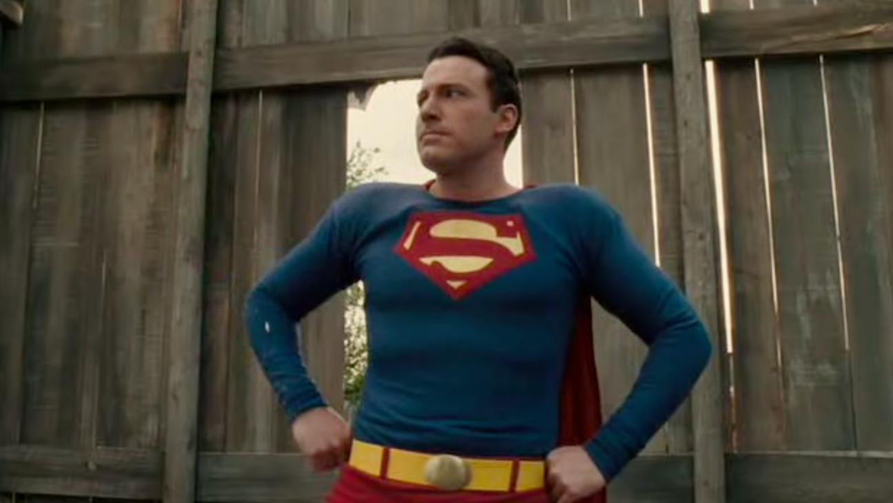 Ben Affleck as Superman in Hollywoodland Still - H 2016
