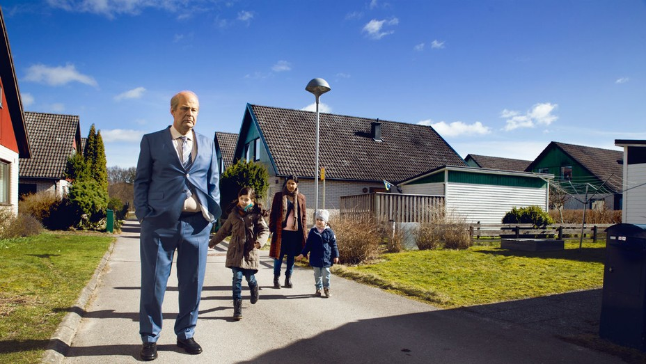 A Man Called Ove Film Still