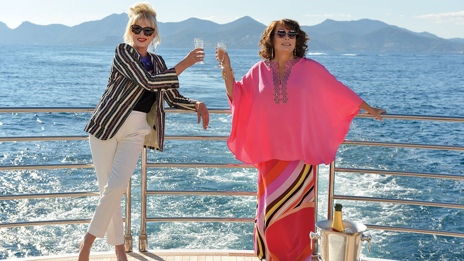 Absolutely Fabulous: The Movie Still - H 2016