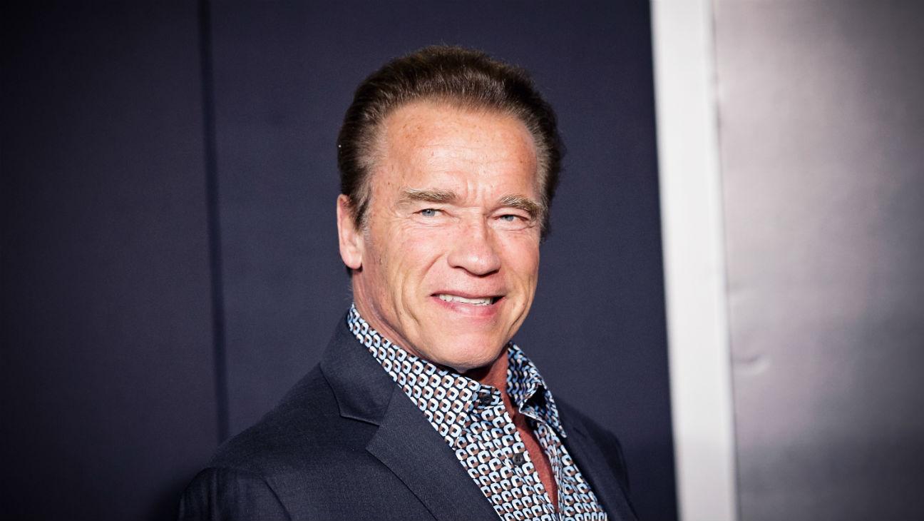 Arnold Schwarzenegger - Getty - H 2016