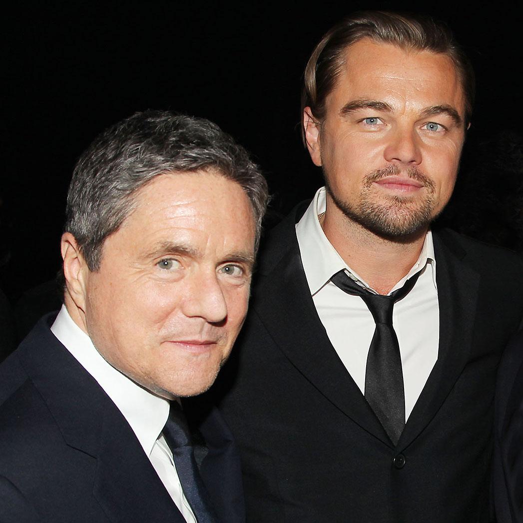 Brad Grey, Leonardo DiCaprio - Publicity - S 2016