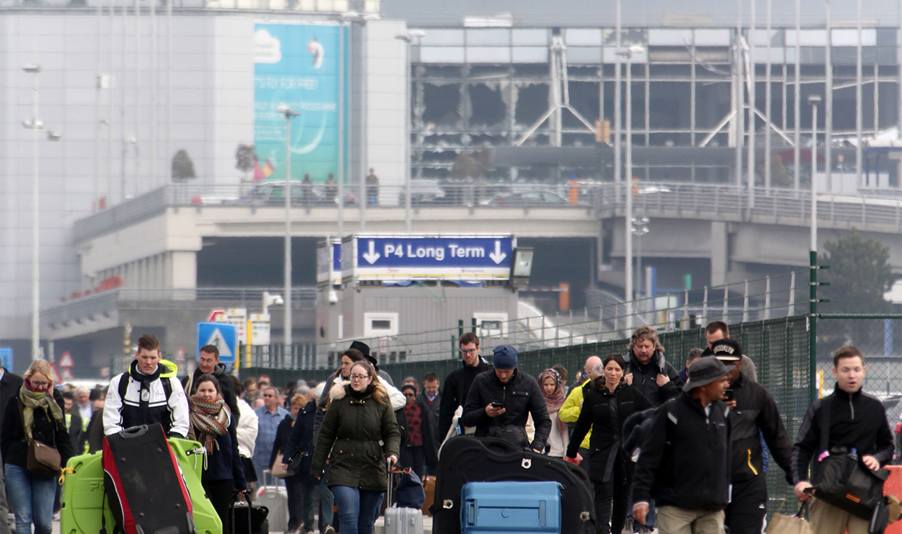 Brussels Airport Attacks Getty H 2016