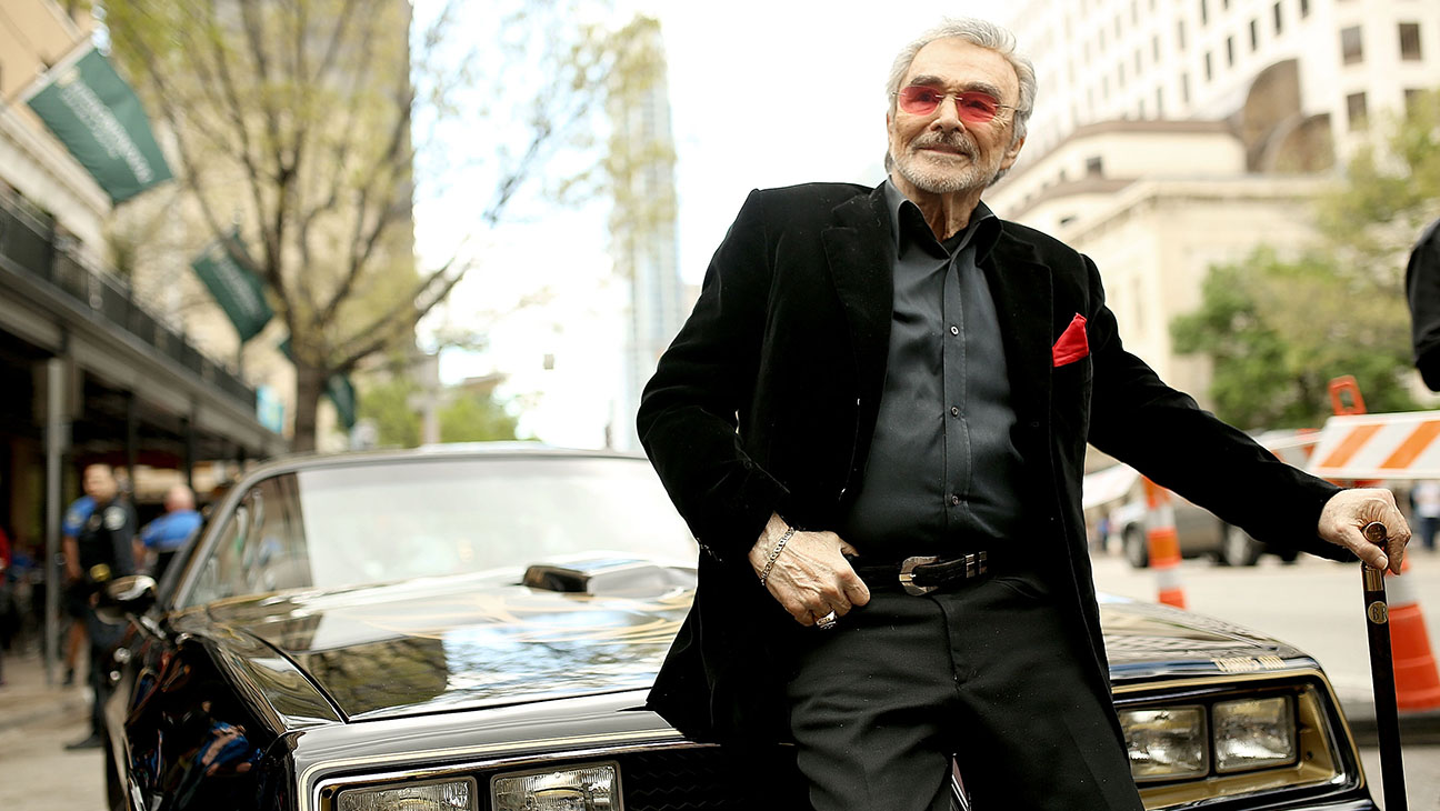 Burt Reynolds - Getty 2016 - H