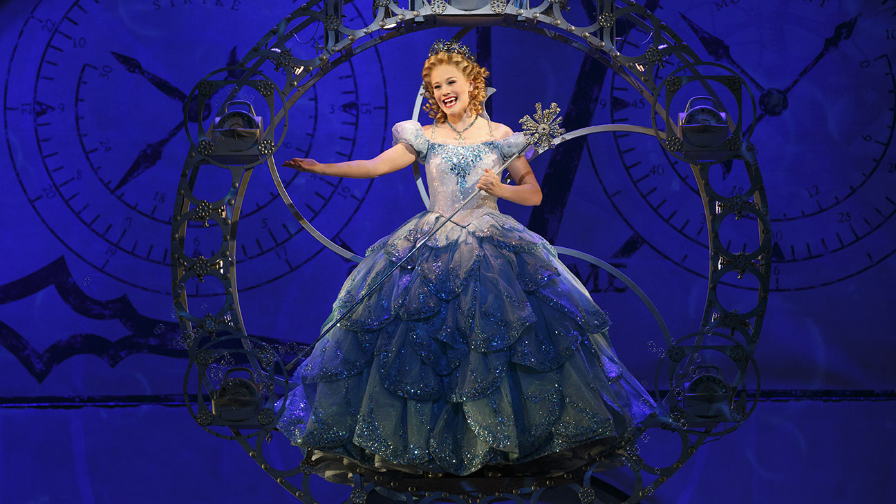 Wicked -Carrie St. Louis -Publicity - H 2016