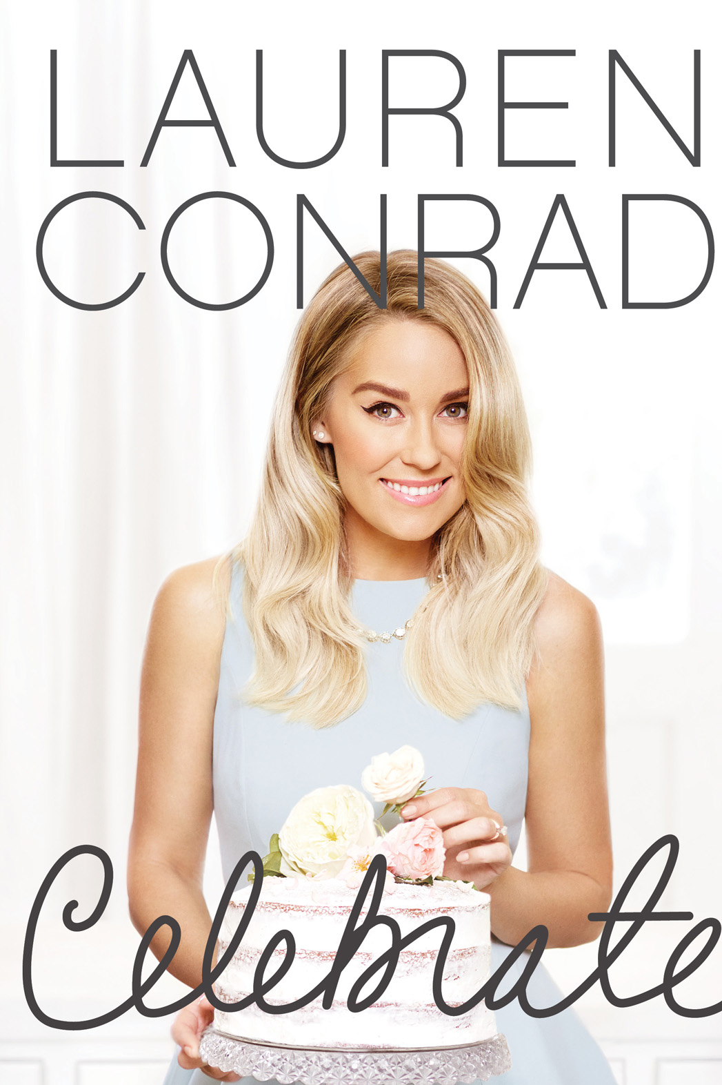 Lauren Conrad Book cover - P 2016