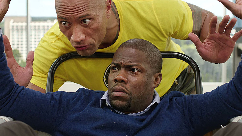 Central Intelligence - Official Trailer - Screen Shot - H 2016