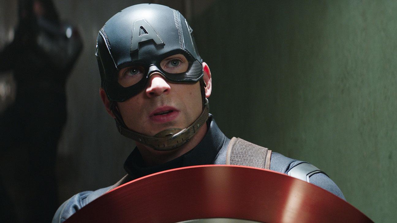 Captain America: Civil War -Chris Evans- H 2016