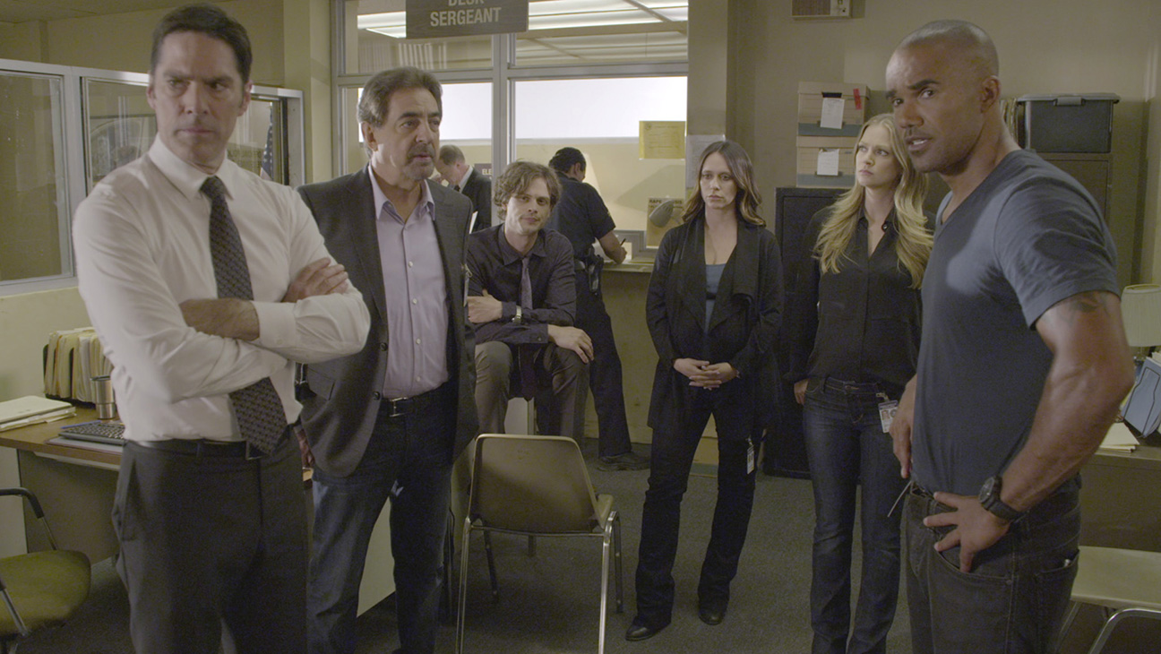 Criminal Minds Still - H 2016