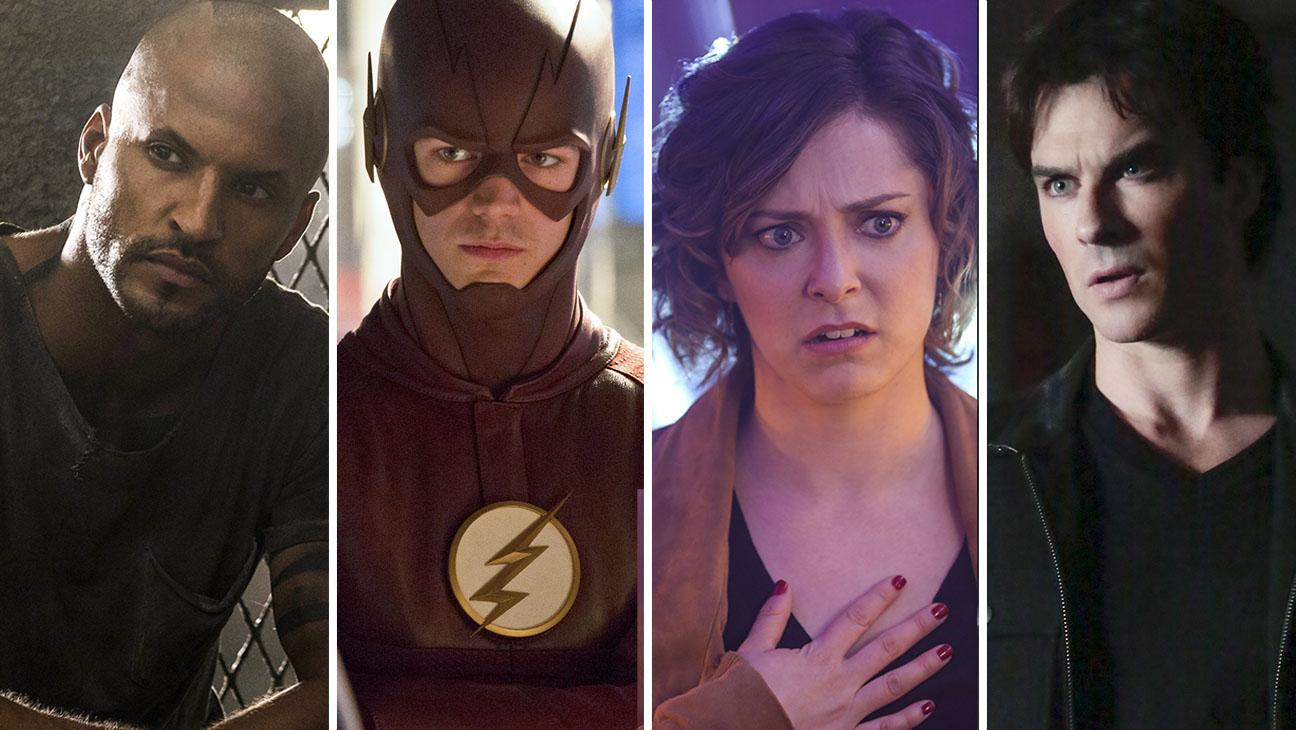 CW shows - Split - H 2016