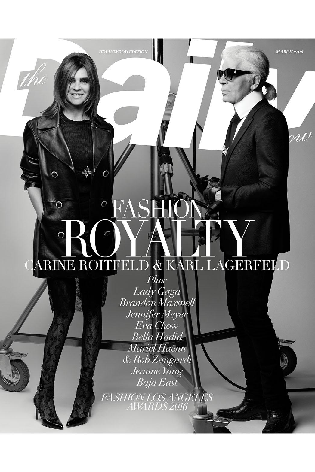 Fashion LA Awards -Cover Exclusive- P 2016