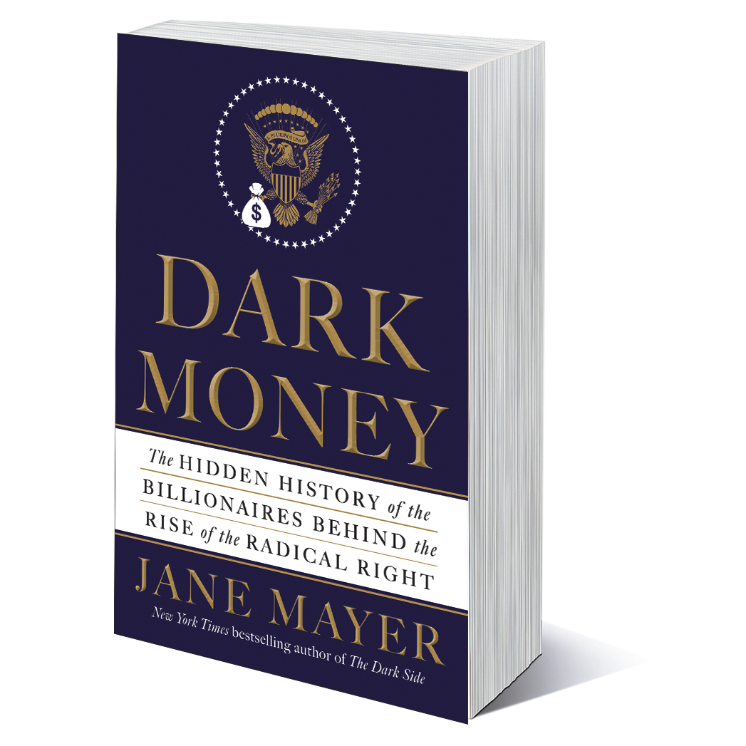 Dark Money BOOK COVER - S 2016