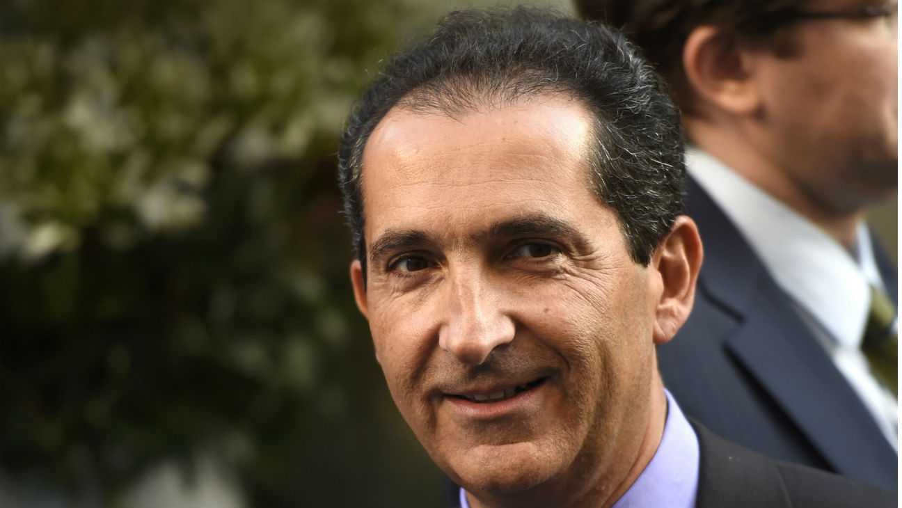 Altice founder Patrick Drahi Getty - H 2016