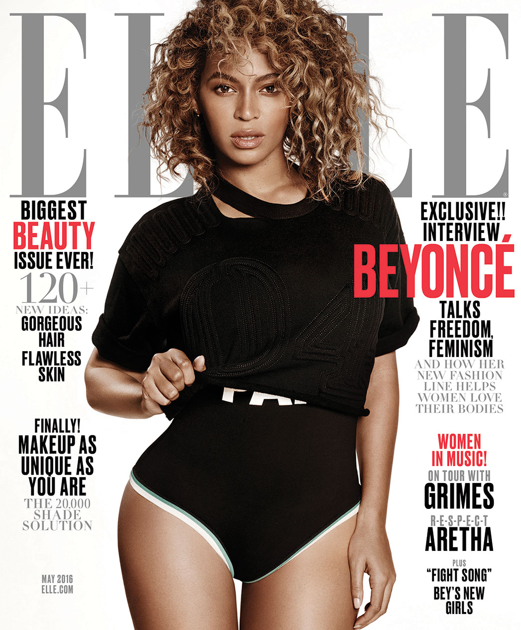 Elle May Cover-Beyonce- P 2016