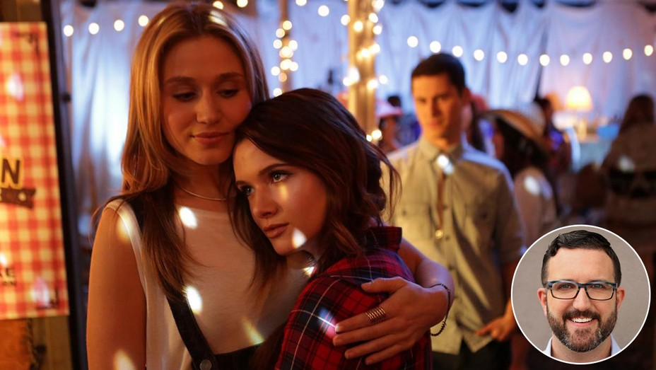 Faking It Episode Still with Creator Inset - H 2016