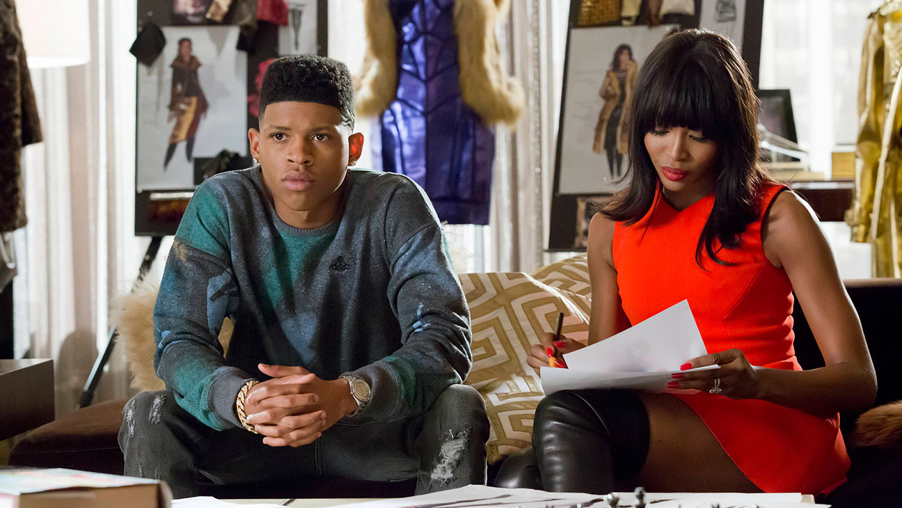 Empire - March 30-Bryshere Gray and guest star Naomi Campbell -H 2016