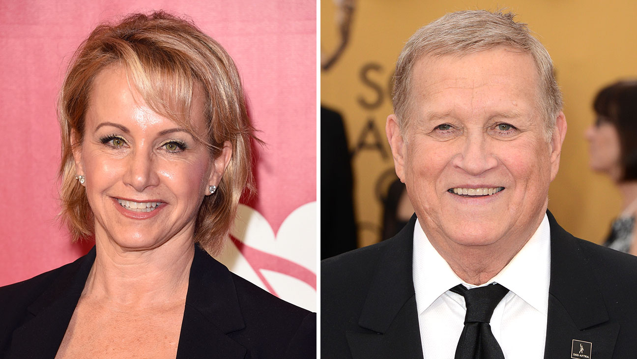 Gabrielle Carteris Ken Howard Split - Getty - H 2016